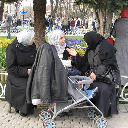 Frauengruppe Istanbul